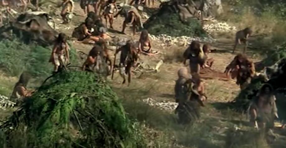 Съезд неандертальских депутатов.