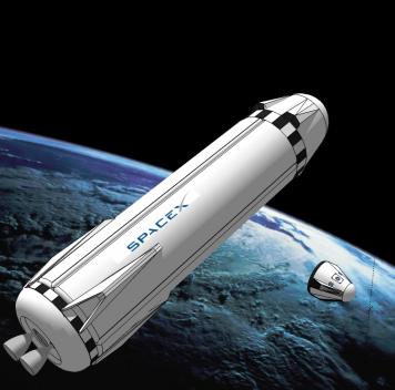 SpaceX отправит людей наМарс