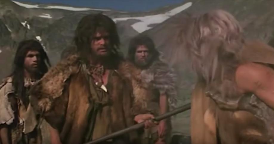 Внешность иодежда неандертальцев вфильме «Клан пещерного медведя» вызывает вопросы.