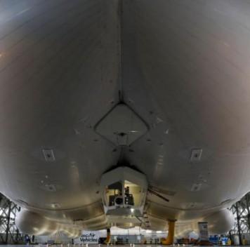 Airlander 10 готовится кпервому полёту