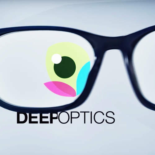 Deep Optics