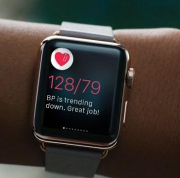 Apple Watch помогут предотвратить инсульт