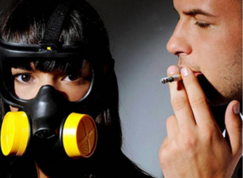 Беременным женщинам, страдающим астмой, особенно нужен чистый воздух.