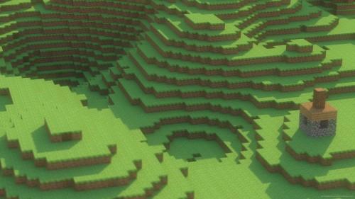В рамках задачи «Visual Hill Climbing» учёные пытаются научить искусственный интеллект взбираться насамый высокий холм, который он сможет найти.