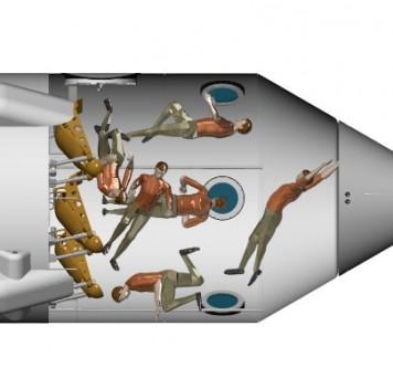 Частная российская компания начнёт возить космических туристов