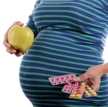 Приём витамина  D во время беременности невлияет насостояние костной ткани ребёнка