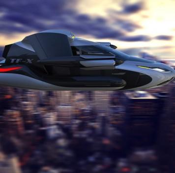 Летающий автомобиль Terrafugia поступит впродажу