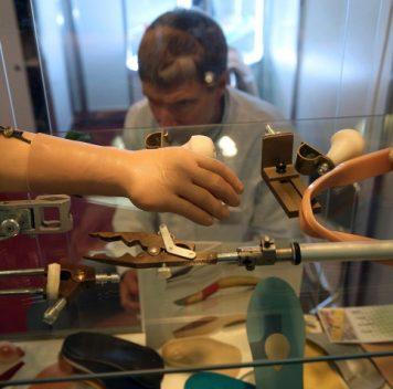 В России будут серийно выпускаться роботизированные протезы