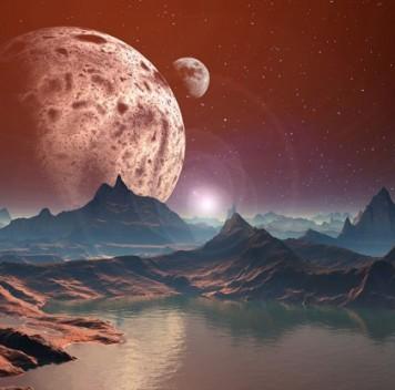 Океаны экзопланет могут способствовать возникновению жизни