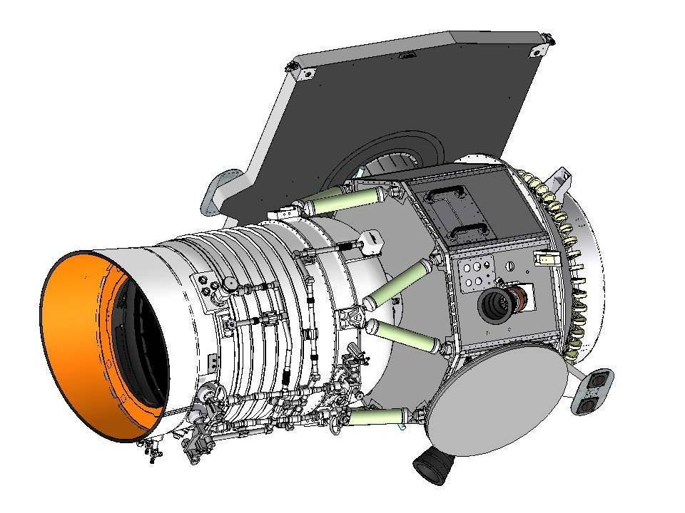 Космический телескоп WISE.