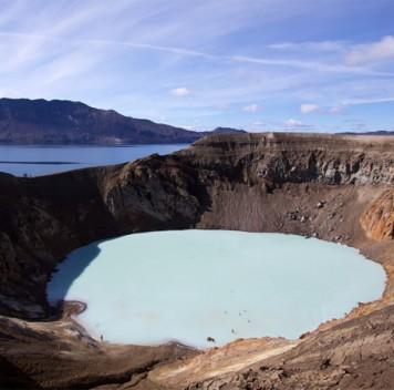 Учёные отправятся вИсландию изучать марсианский грунт