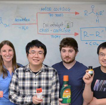 Разработан новый метод создания молекул