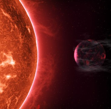 Звёзды сдирают атмосферу сблизлежащих планет