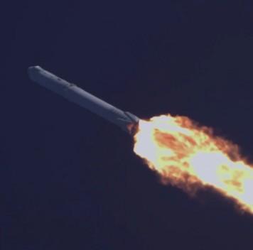Пятая попытка SpaceX посадить ракету наморскую платформу завершилась успехом