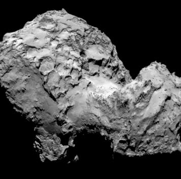 На комете Чурюмова— Герасименко нашли аминокислоты