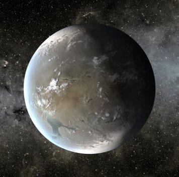 Планета Кеплер-62f может быть обитаемой