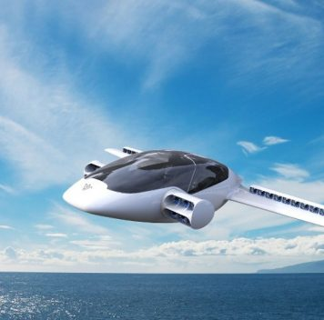 Пилотируемый полёт полностью электрического конвертоплана