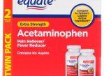 Парацетомол известен в США под названием «ацетаминофен» и очень популярен. Он входит в состав более 600 лекарственных средств.