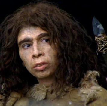 Неандерталка.