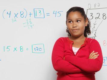На способность девочек кматематике влияют культурные установки