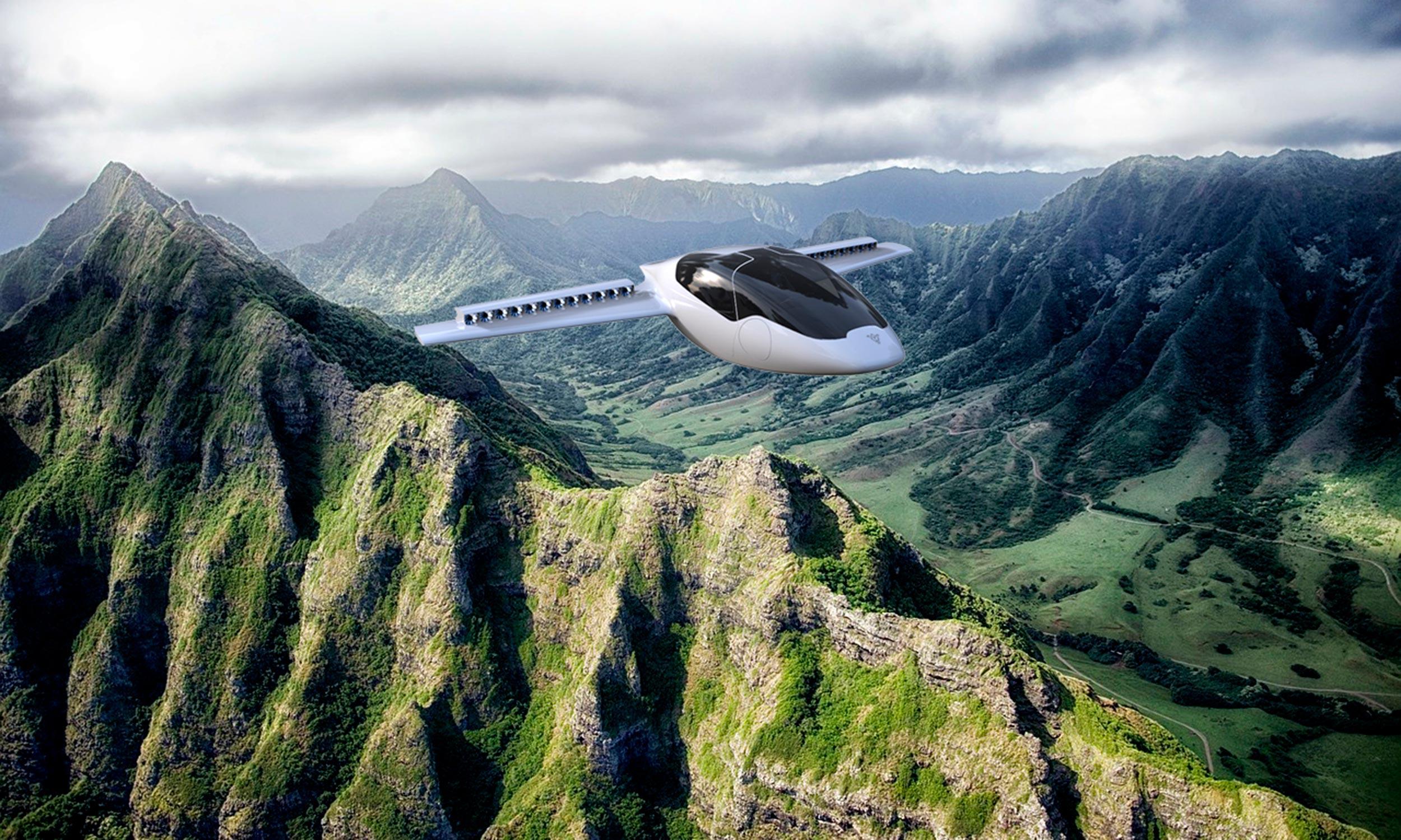 Lilium Jet