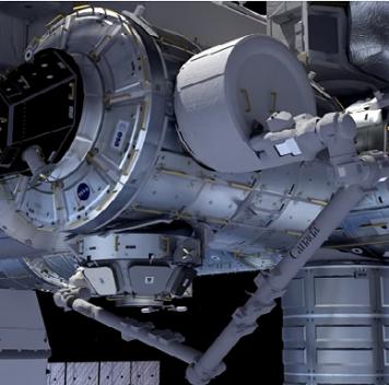 Космонавты несмогли надуть разработанный для НАСА дом
