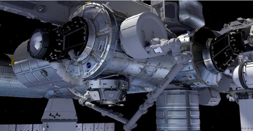 Надувной космический дом невзорвался, как многие ожидали, но ипривести его врабочее состояние пока неудалось