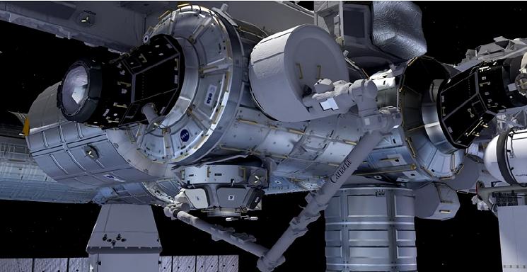 Надувной космический дом невзорвался, как многие ожидали, но ипривести его врабочее состояние пока неудалось.