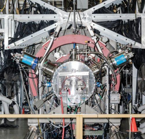 Экспериментальная установка Tri Alpha Energy