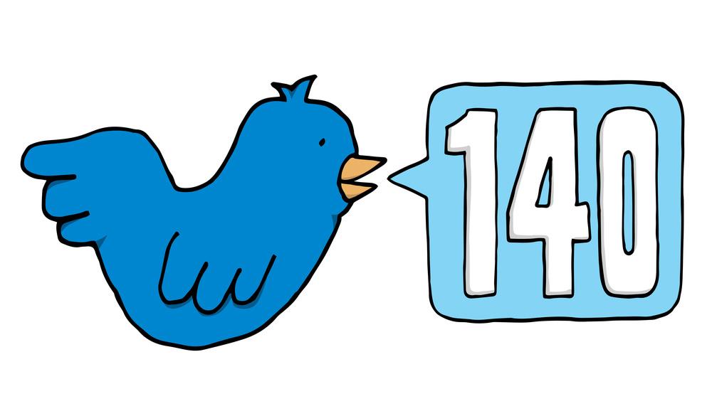 <i>Twitter</i> смягчает требования климиту начисло знаков всообщении.