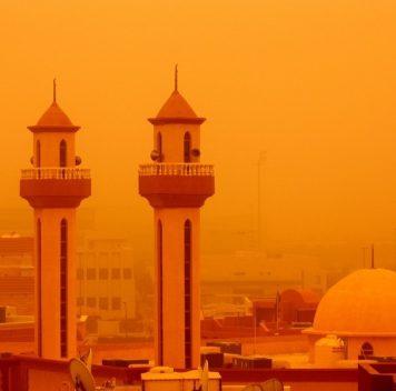 Люди покинут некоторые районы Северной Африки иБлижнего Востока