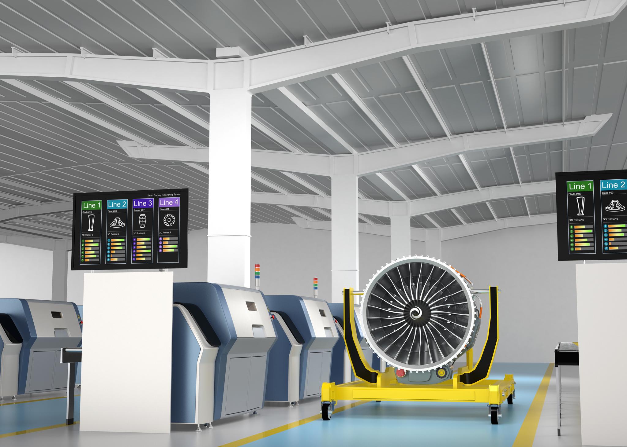 3D-печать может существенно повлиять нацепочки поставок товаров.