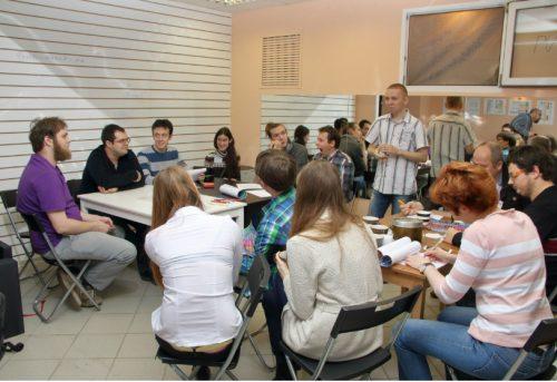 Встреча LessWrong.ru