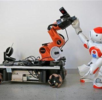 Робот роботу— помоги