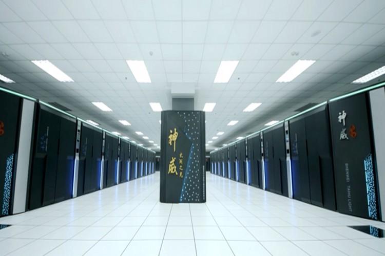 Китай объявил озапуске нового рекордного суперкомпьютера