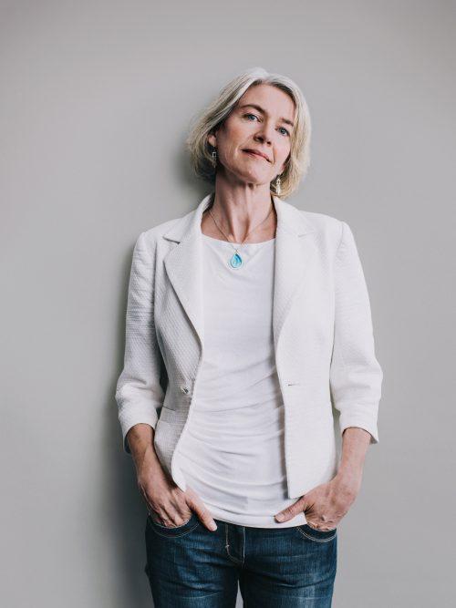Дженнифер Дудна, одна из пионеров применения CRISPR