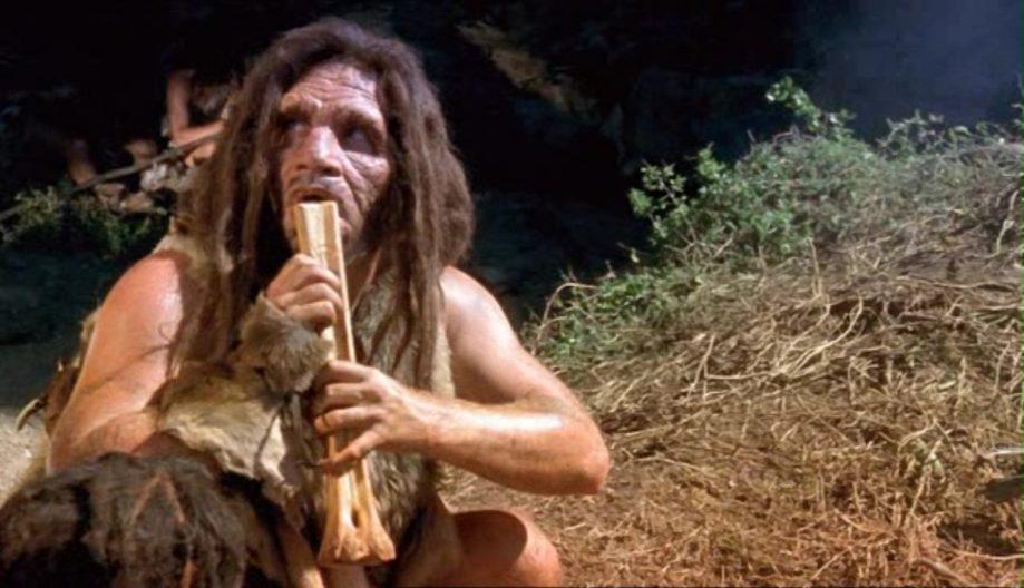Кадр из фильма «Одиссея первобытного человека».