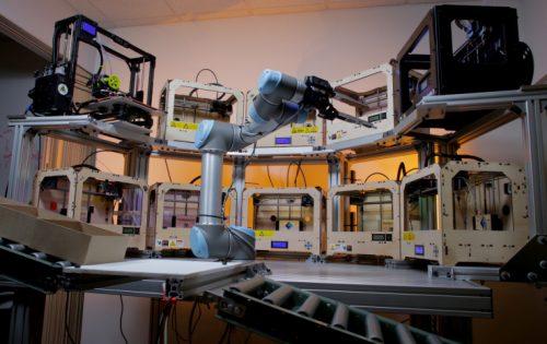 Коллаборативные роботы могут серьёзно повлиять наорганизацию труда