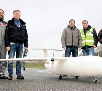 Компания Airbus представила беспилотник, напечатанный на3D-принтере