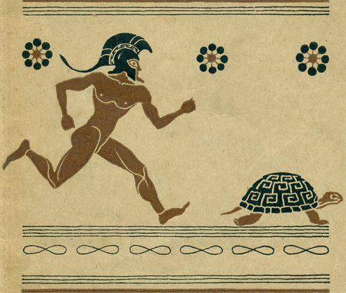 Ахиллес ичерепаха