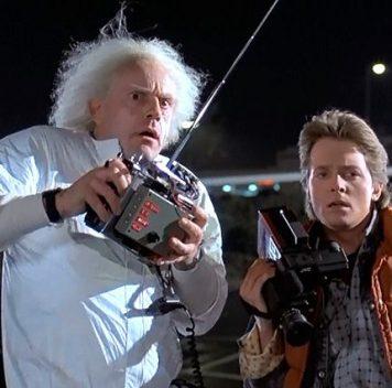 Прости, Марти, нет у нас летающих досок!