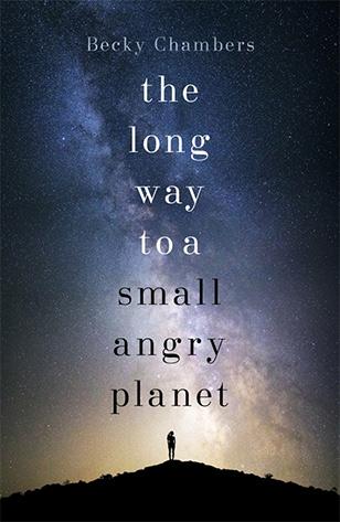 «Долгий путь кмаленькой сердитой планете» Бекки Чамберс