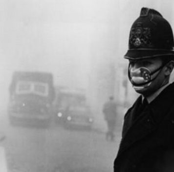 Великий смог до сих пор отравляет жизнь британцев