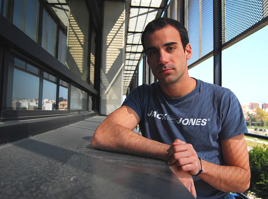 Руководитель исследовательской группы Пау Карасо