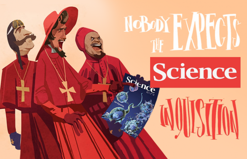 Никто неждёт научной инквизиции!