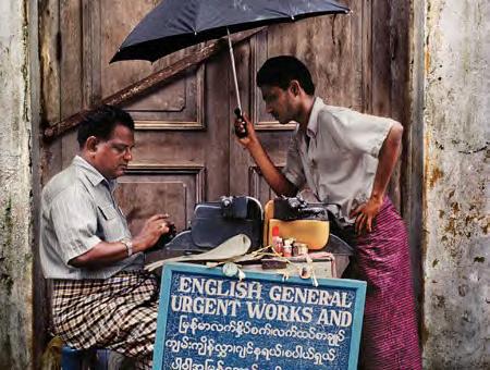 Английский язык постепенно перестаёт быть собственностью англичан