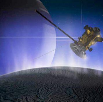 Учёные представили проекты новых аппаратов для поисков жизни вокеане Энцелада