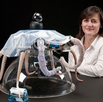 Робот-осьминог— первый шаг напути создания Ктулху нашей мечты