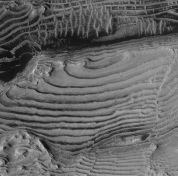 На Марсе нашли разветвлённую сеть рек