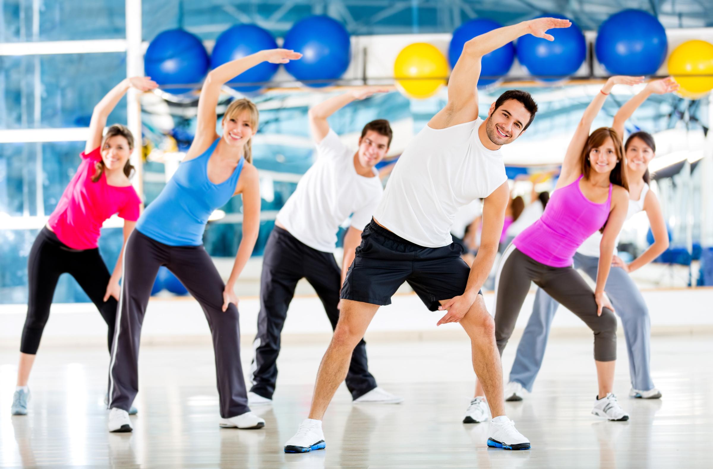 Аэробные упражнения— физические упражнения, направленные наулучшение кислородного обмена организма.